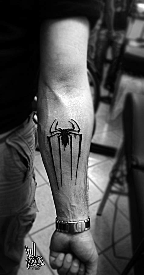 Pin by Daniel Andrews on Tattoos | Spiderman tattoo, Tattoos for guys, Marvel tattoos