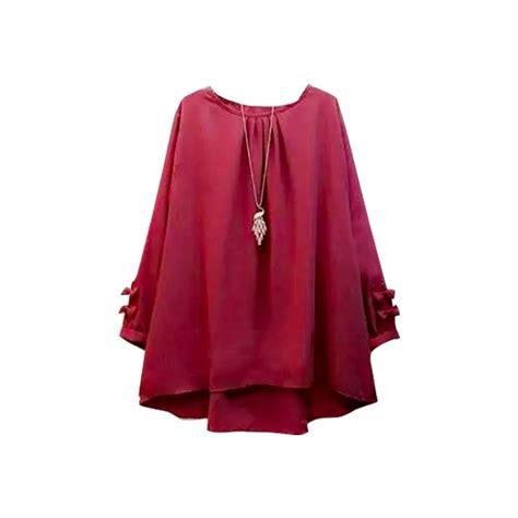 Blouse Wanita Atasan Wanita jual erkud top baju atasan murah baju muslim blouse