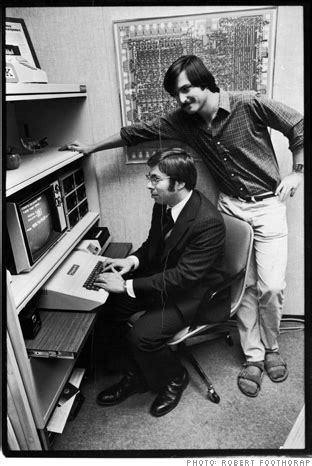 Rarely seen Steve Jobs - The computer that started it all