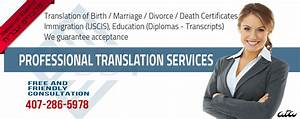 divorce decree quotes With document translation services uscis