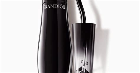 my cosmetic infatuation new lancome grandiose mascara