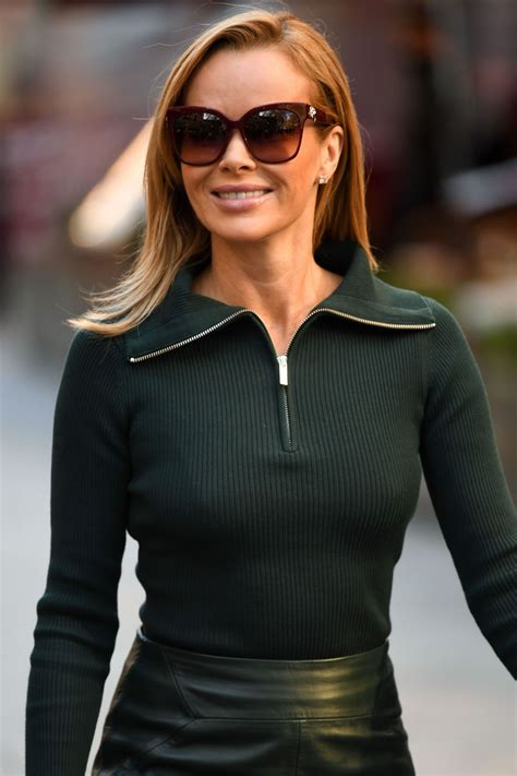+ body measurements & other facts. AMANDA HOLDEN Leaves Global Studios in London 11/04/2020 - HawtCelebs