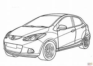 Minivan Drawing At Getdrawings