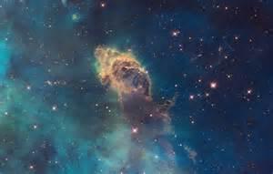 Wallpaper Carina Nebula, NASA, Hubble SM4 ERO Team, ESA ...