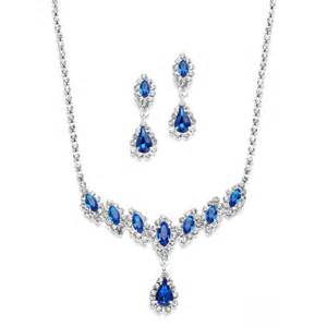 bridesmaid jewelry set bridesmaids jewelry set royal blue