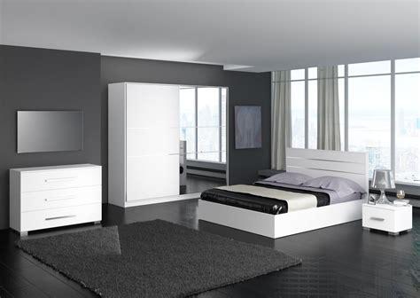 chambre coucher moderne chambre a coucher moderne et noir