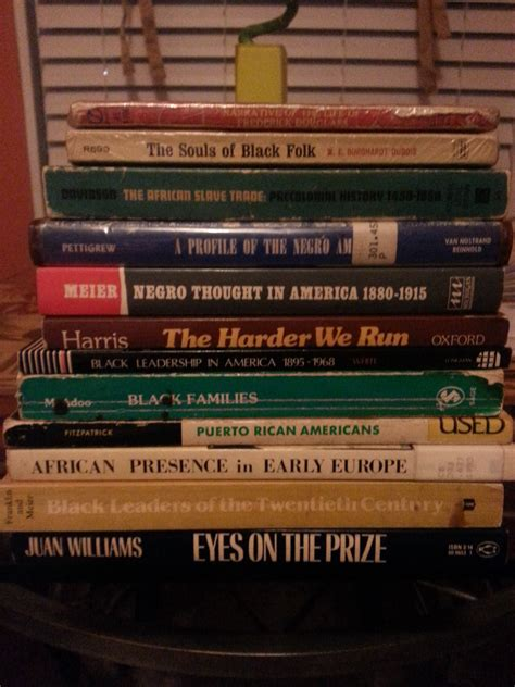 African American History Books Must Read