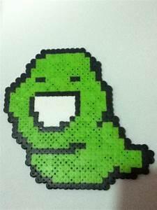 2 Green Slime Ghost