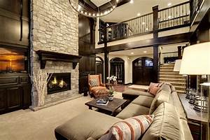 Dream Home Living Room - Transitional - Living Room