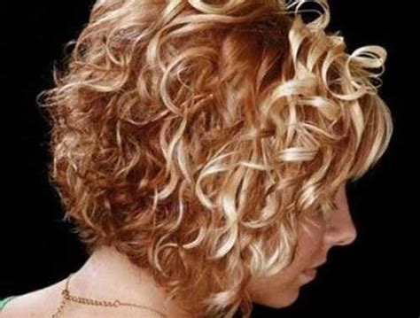 30 Curly Short Hairstyles 2014