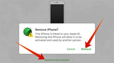 remove iphone from icloud how to turn find my iphone remotely from icloud