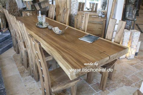 Holzbank Für Esstisch by Esstisch Aus Suar Der Tischonkel