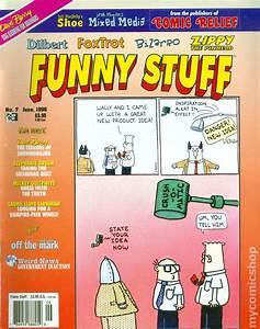 Funny Stuff (1995 Comic Relief) comic books