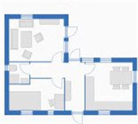 bungalow l form bungalow 187 mit profis planen sparen k 228 uferportal