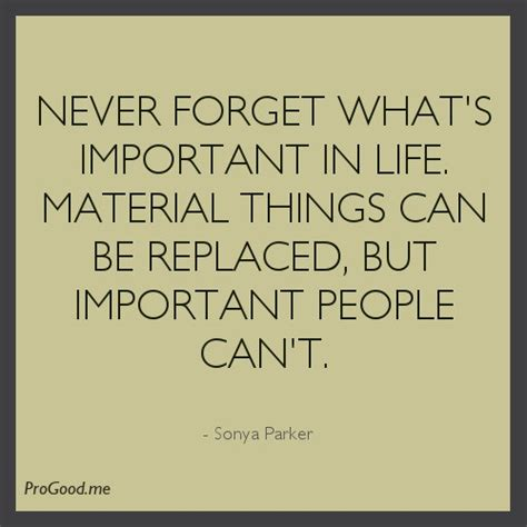 whats important quotes quotesgram