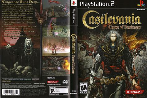 Castlevania Curse Of Darkness Game Giant Bomb