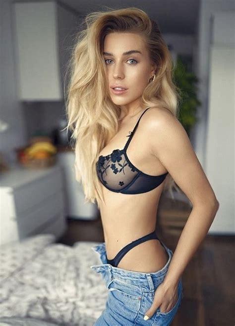 40 Sexy Girls In Denim Barnorama