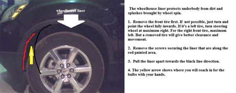 solved    replace  headlight bulbs