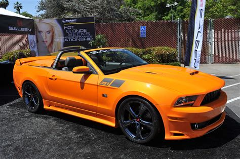 2014 Saleen 351 Supercharged Mustang Prototype Unveiled