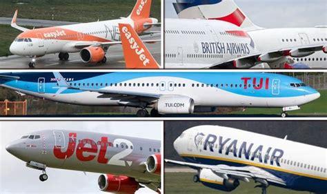 Flights: Latest British Airways, easyJet, Ryanair, Jet2 ...