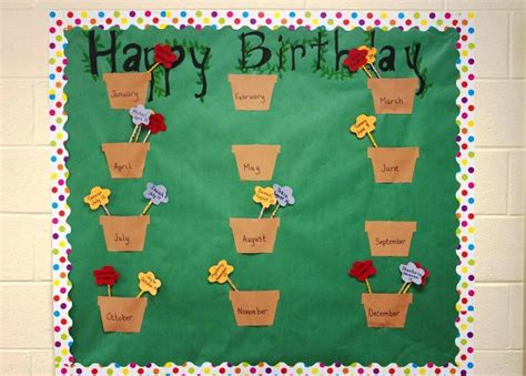 the theme of preschool bulletin board ideas home decor 573 | Preschool Birthday Bulletin Board