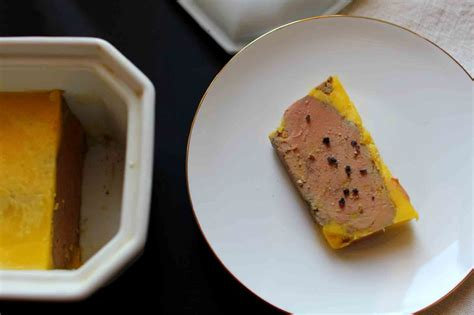terrine de foie gras maison royal chill