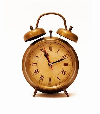 Clock Alarm Produce Having Job While Classic