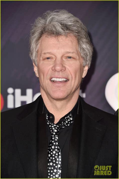 Bon Jovi Arrive Iheartradio Music Awards Ahead