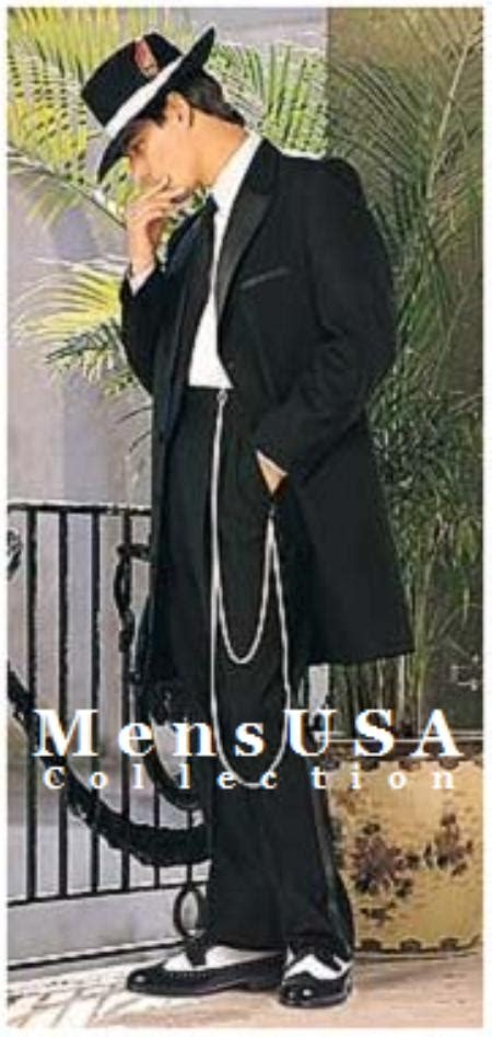mens zoot suit gangster suit pachuco suits