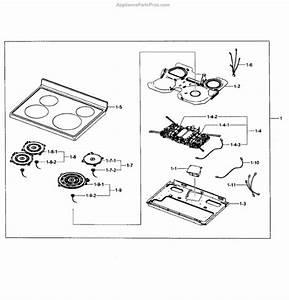 Samsung Dg94-00728a Assy-inverter Pcb Ip3 Pj