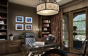 What your home office lighting reveals about your style for Home office lighting