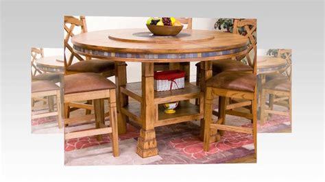 kitchen table  lazy susan built  bookshelves youtube