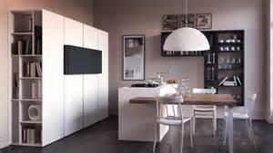 Ola cucina estraibile pieghevole il meglio del design degli interni