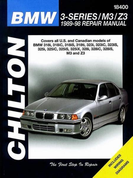 chilton car manuals free download 2001 bmw z3 transmission control bilbok bmw 3 series m3 z3 89 98 chilton car manual haynes reperasjonsh 229 ndb 248 ker og