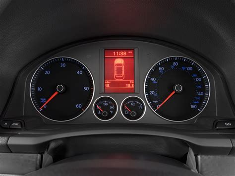 old car manuals online 2007 volkswagen gti instrument cluster image 2009 volkswagen jetta sedan 4 door dsg tdi instrument cluster size 1024 x 768 type