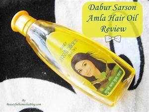 Dabur Sarson Amla Hair Oil Review