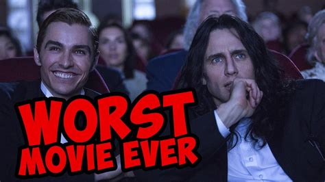 The Worst Movie Ever  The Room Movie Review  F*cked Up