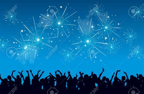 And New Year Background by New Year Celebration Background Festival Collections