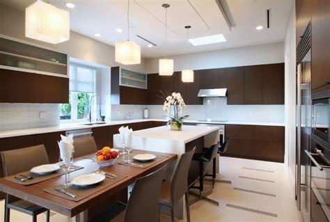cuisine moderne ilot central cuisine cuisine moderne ilot central avec jaune couleur