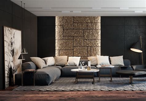 creative accent wall ideas inspirations