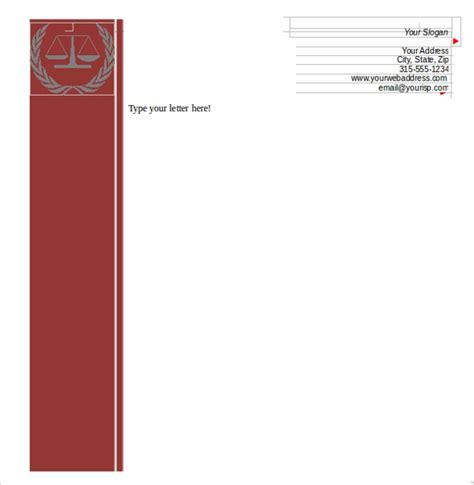 company letterhead templates sample templates