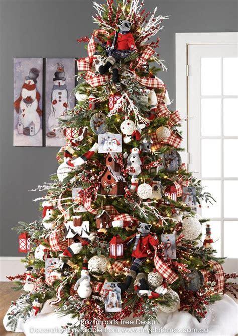 raz imports  christmas theme graphic woodlands