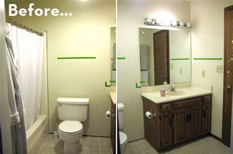 Complete Master Bath Makeover For $500