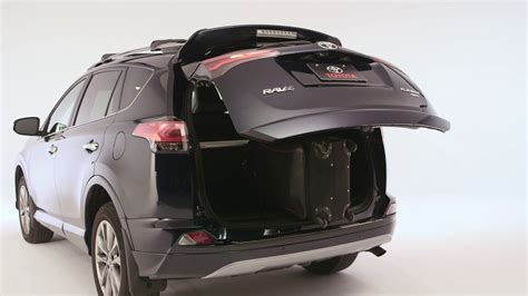 Touchless Power Back Door System