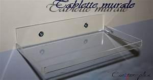 Tablette Murale Cuisine Homelody Tablette Plateau De Rangement Etagre Plate Mural Blanc Laqu