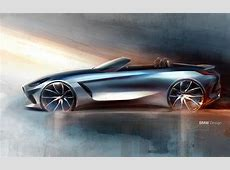 2019 BMW Z4 Roadster Goes Official at Pebble Beach