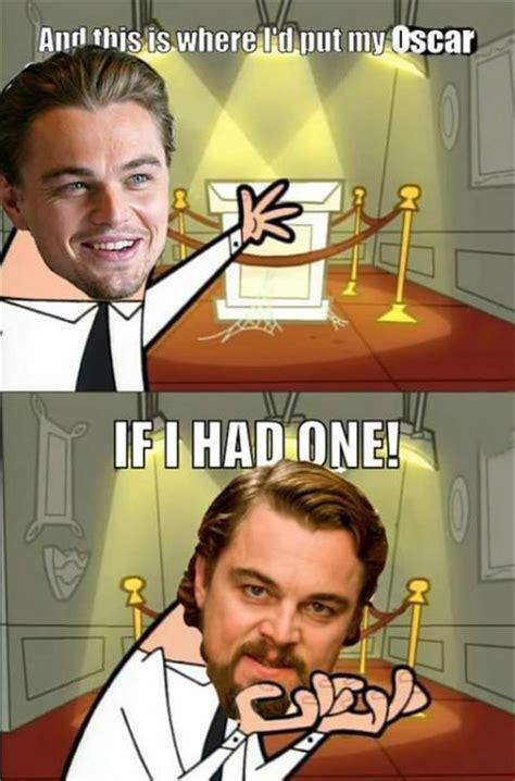 Leonardo Di Caprio Oscar Meme - leo has no oscar funny pictures dump a day