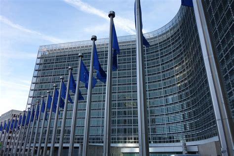 ou siege la commission europ馥nne berlaymont commission europeenne 2 vue partielle sur le