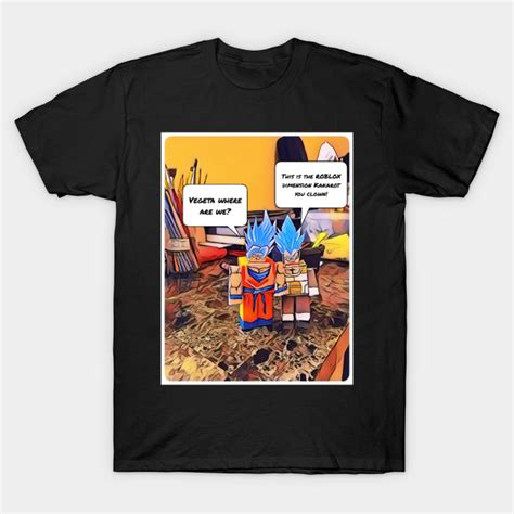 shirt vegetto roblox  robux