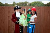 Peter Pan Family Halloween Costumes